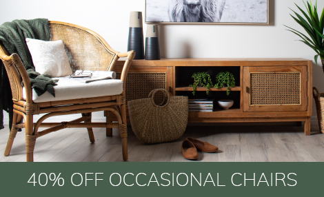 Living Furniture now 50% Off RRP.