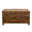 TRUNK90X45 - Trunk 90x40 antique brown