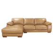 LNGCATPECANLHFCH - Catalina lhf chaise 2 seat