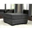 LNGQUARTZOTTO - Quartz fabric ottoman