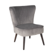CHRSPLENDOURGREY - Splendour chair grey