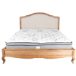 BEDKSICILY - Sicily king bed frame
