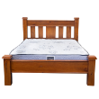 BEDQALBURY - Albury queen bed