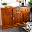 BUFFALBURY3DR - Albury 3 door/3 drawer buffet