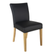CHRVERMONTBLK - Vermont leather chair