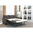 LNGZARASOFABED - Zara 3 seat double sofa bed