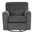 LNGZEPHURSWIVEL - Zephur swivel glider accent
