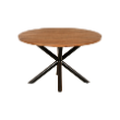 TABNANXLEGRND130 - Nandi x leg round table