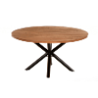 TABNANXLEGRND150 - Nandi x leg round table