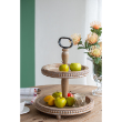 EVE45199 - 2 tier tray stand