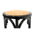 STOOLMIRAGEBIRBL - Mirage black stool