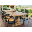 TABPROVELM300 - Provence refectory table