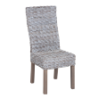 ODFCHRSOLARHANDW - Solar patio dining chair