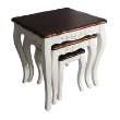 TABFRPROVEND3 - French provincial side tables