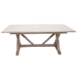 TABHAMPTONS200 - Hamptons dining table 200