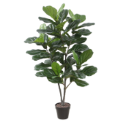 120cm Fiddle leaf Tree w/pot A261KG