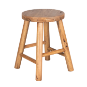 Opulence Counter Stool Recycled Oak Natural SDF027