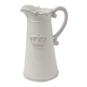 Louis Crown Pitcher Porcelain 67104