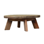 Farmhouse Round Coffee Table AH661