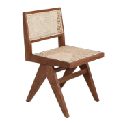 Antoine Dining Chair No Arms Brown Drift Finish CSC1924