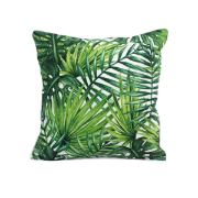 Oasis Palm Patio Cushion Green ES-CU22