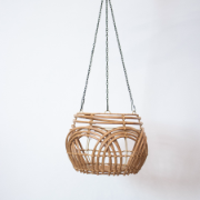 Hanging Planter Natural Colour ERK-DC2003016-NAT