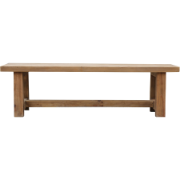 Farmhouse 1.4m Bench Seat AH772-14