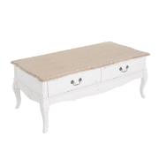 French Country 2drw Coffee Table ST9143
