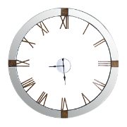 Marissa Wall Clock 120x120cm GD-8474
