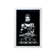 Wall Art BUddha Mirror GD-9625