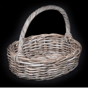 Fruit Basket with Handle BK-2-kg