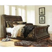Valhalla Queen Bed B780-74/77/96