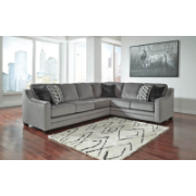 Belaire RH Corner Sofa Charcoal Fabric 8620448/67