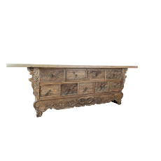 Opulence 2.7m carved buffet