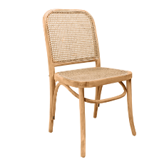 Theodore dining chair oak