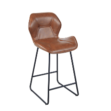Enterprise tan bar stool