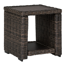 Malibu outdoor side table