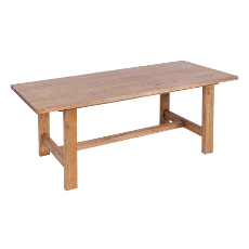 Villa 2.5m dining table
