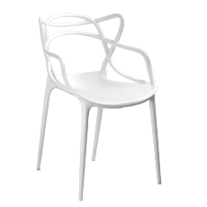Swami chair white