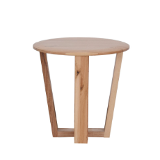 Ayers round lamp table