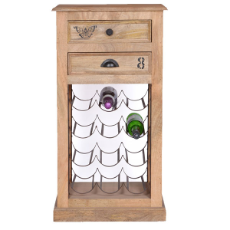 Kira wine rack with