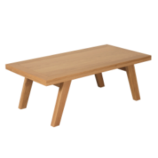 Toulouse coffee table natural