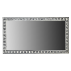 Kira rectangle mirror