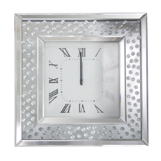 Marissa wall clock square
