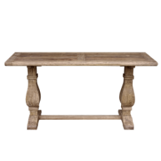 Provence hall table