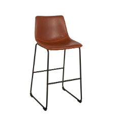Rivet bar stool