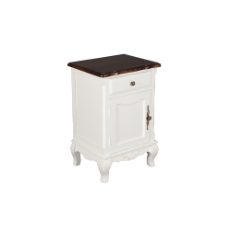 French provincial bedside