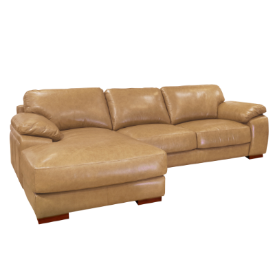Catalina lhf chaise 2 seat