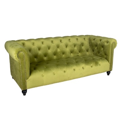 Leon 3 seat chesterfield