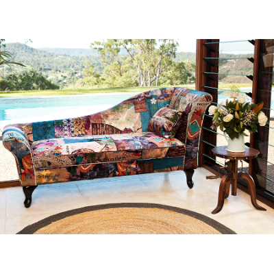Leon rhf chaise lounge